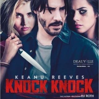 #Deauville2015 : Knock Knock d'Eli Roth