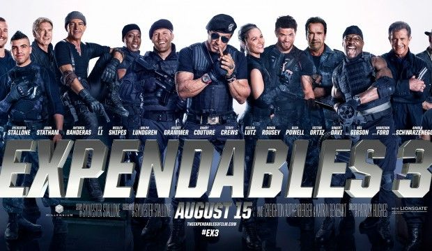 Critique de The Expendables 3 de Patrick Hugues (II)