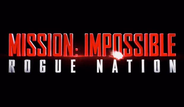 Critique de Mission Impossible 5 : Rogue Nation