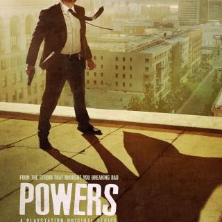 Critique de la série Powers Saison 1