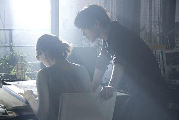 critique du film japonais real de kiyoshi kurosawa. Black Bedroom Furniture Sets. Home Design Ideas