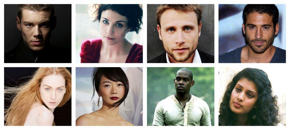 Sense 8 - 2015... - Les Wachowski Sense8-cast-1