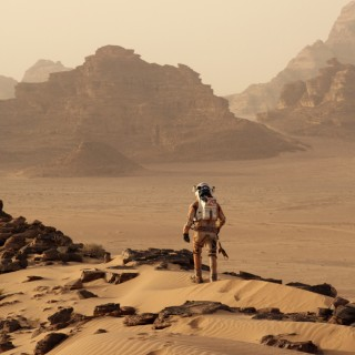 Seul sur Mars de Ridley Scott (The Martian)