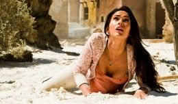 Megan Fox dans Transformers 2