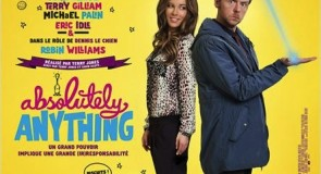 Absolutely Anything avec Simon Pegg