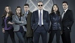 Le casting d'Agents Of Shield