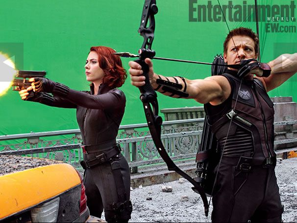 blackwidow-hawkeye-avengerspic