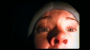 La scène clé du film Blair Witch