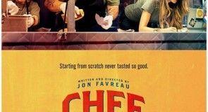 Critique du film #Chef de Jon Favreau