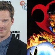 Marvel Universe : Benedict Cumberbatch sera le Docteur Strange !