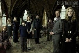 Preview Dark Shadows de Tim Burton