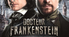 Critique de Docteur Frankenstein avec Daniel Radcliffe et James McAvoy