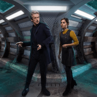 Doctor Who Saison 9 Episode 3 : Ghostbusters !