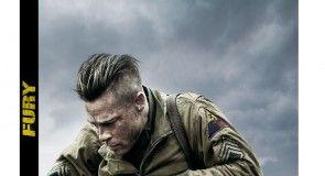 #Concours Blu-ray Fury avec Brad Pitt