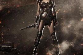 Wonder Woman de Batman V Superman s'affiche !