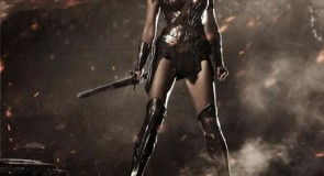 Wonder Woman de Batman V Superman s'affiche !