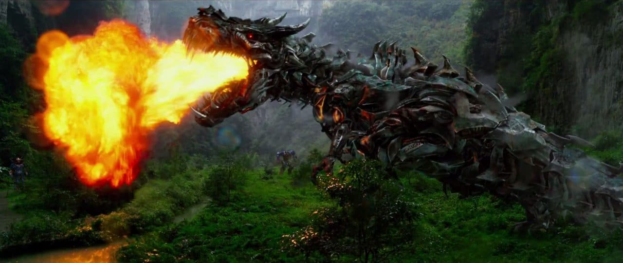 Imagine dragons pr sente transformers 4 avec du feu - Les designers du feu ...