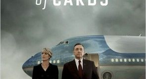 #Concours Blu-Ray et DVD House of Cards Saison 3