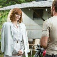 Chris Pratt séducteur plein d'humour dans Jurassic World