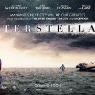 Deux spots TV pour le film de science fiction Interstellar
