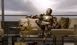 Iron Man dans Iron Man 3