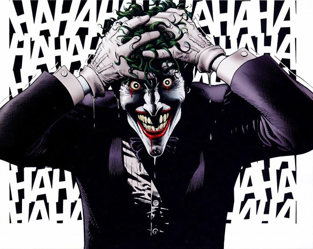 Ah, j?allais oublier, mais un Joker aussi complexe et riche est