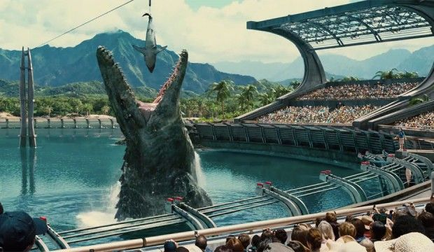 Critique Jurassic World