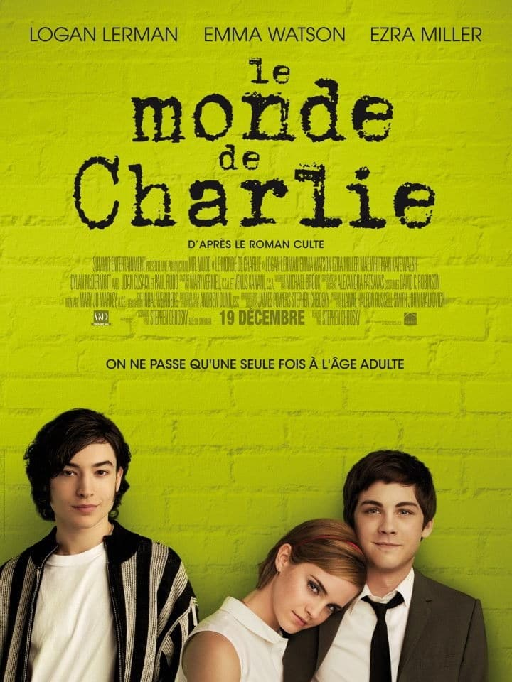 film Le Monde de Charlie en streaming