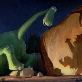 Critique du Voyage d'Arlo de Pixar (The Good Dinosaur)