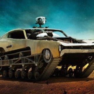 Mad Max Fury Road : les véhicules du film en photos