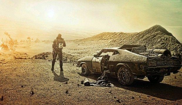 Mad Max Fury Road, un road-trip dopé à l'adrénaline