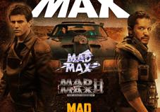 Une trilogie Mad Max au cinéma ? C'est au Max Linder !