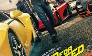 Need For Speed avec Aaron Paul