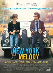 new york melody keira knithley mark ruffalo affiche