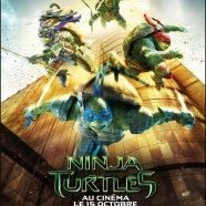 Tortues Ninja : l'affiche officielle