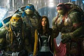 Critique du film Ninja Turles avec Megan Fox