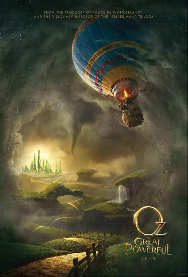 Poster Magicien d'Oz
