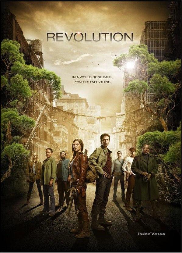 [Série] La dernière série que vous avez vue - Page 2 Revolution