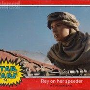 Rey, Finn, BB-8, Poe Dameron, Kylo Ren… les noms des personnages de Star Wars 7