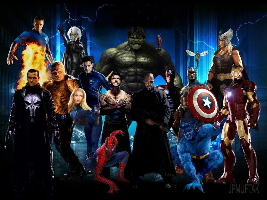 Marvel Super Hero Squad Wallpapers | Apps Directories