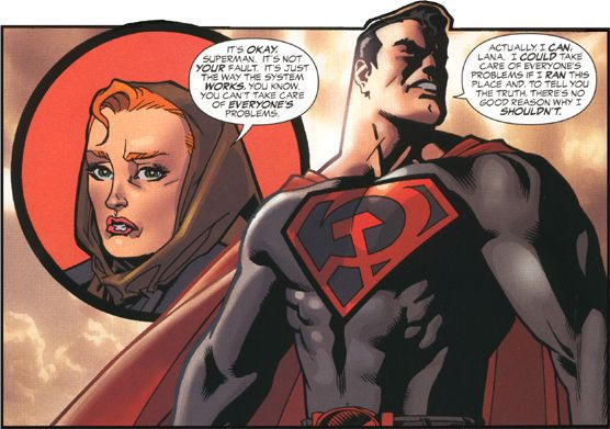 Superman: Red Son Superman-red-son