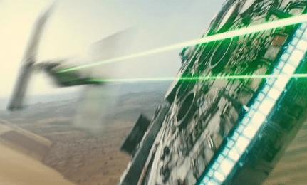 Analyse de la bande annonce de Star Wars 7 et de ses mystères