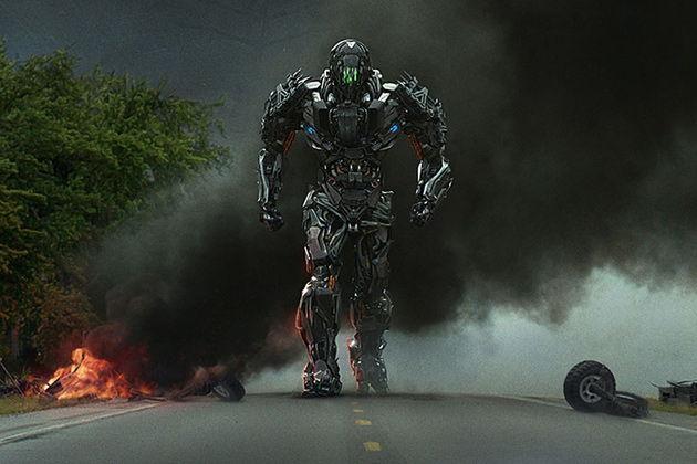 Transformers 4 : L'âge de l'extinction de Michael Bay
