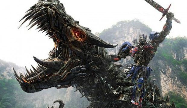 Transformers 4 : L'âge de l'extinction de Michael Bay