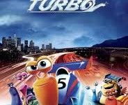 affiche turbo dreamworks