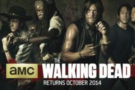 The Walking Dead Saison 5 Episode 1 – Du gore gratuit et de nouvelles bonnes idées ?