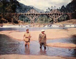 Le pont de la rivière Kwai
