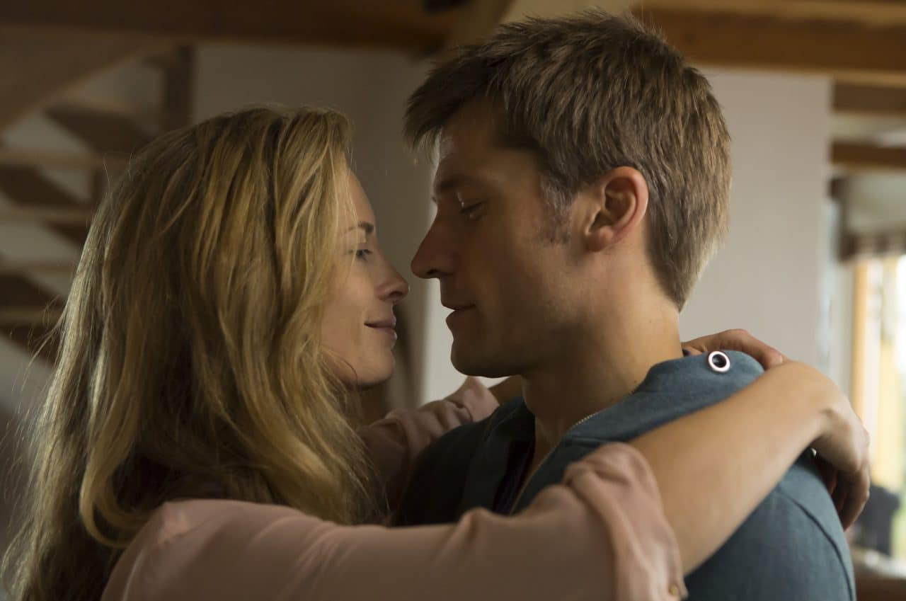 En Chance Til Directed by Susanne Bier Maria Bonnevie & Nikolaj Coster-Waldau Zentropa Productions Photo Credit:Rolf Konow