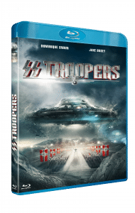 Blu-ray film SS Troopers