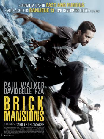 AFFICHE BRICK MANSIONS 1